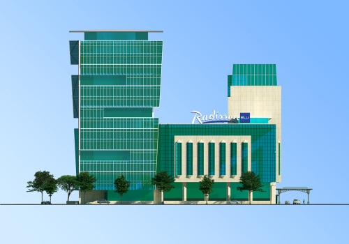 RADISSON TASHKENT HOTEL, BUSINESS CENTER AND SHOPPING MALL COMPLEX