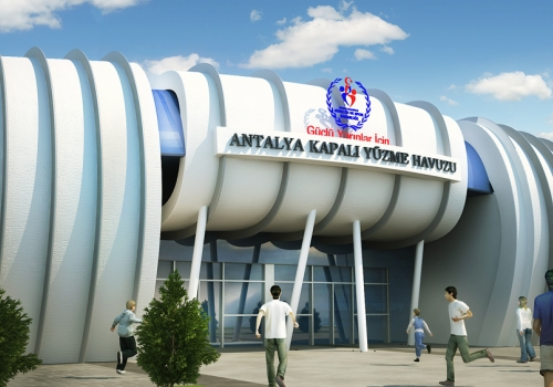 ANTALYA_SWIMMING POOL FACILITY