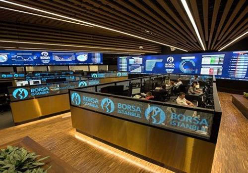 ISTANBUL STOCK EXCHANGE REDESIGN